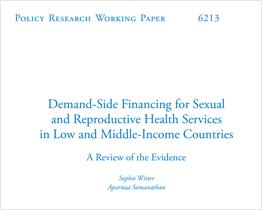 Demand-Side Financing