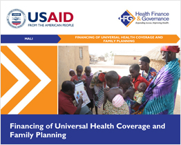 Financing of Universal Health Coverage and Family Planning
