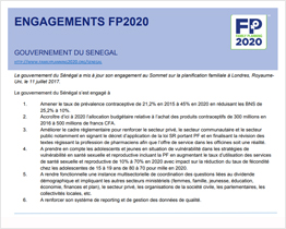 FP2020 Commitment