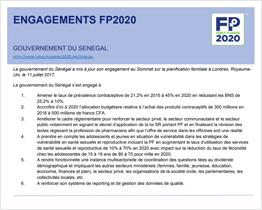 FP2020 Commitment