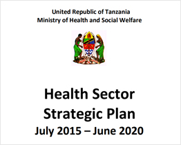 Health Sector Strategic Plan