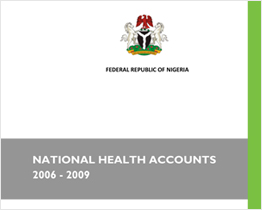 National Health Accounts (2006-2009)