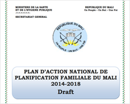 Plan D'Action National