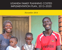 Uganda Family Planning Costed Implementation