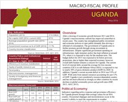 Uganda Macro-fiscal Profile